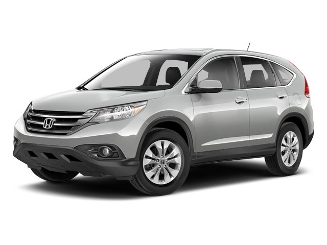 2013 Honda CR-V EX-L Front Wheel Drive Power Steering 4-Wheel Disc Brakes Aluminum Wheels Tires