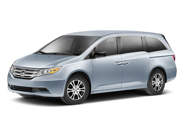 2013 Honda Odyssey EX Front Wheel Drive Power Steering 4-Wheel Disc Brakes Aluminum Wheels Tire