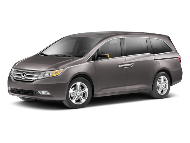 2013 Honda Odyssey Touring Front Wheel Drive Power Steering 4-Wheel Disc Brakes Aluminum Wheels