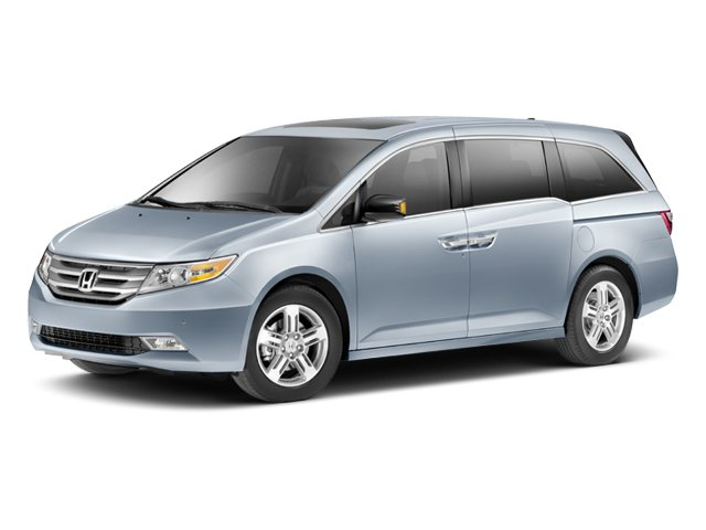 2013 Honda Odyssey Touring Elite Front Wheel Drive Power Steering 4-Wheel Disc Brakes Aluminum W