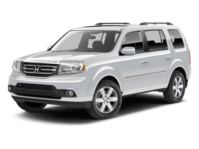 2013 Honda Pilot 2WD 4dr Touring wRES  Navi SUV Front Wheel Drive Tow Hitch Power Steering 4-W