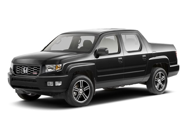2013 Honda Ridgeline Sport LockingLimited Slip Differential Four Wheel Drive Tow Hitch Tow Hook
