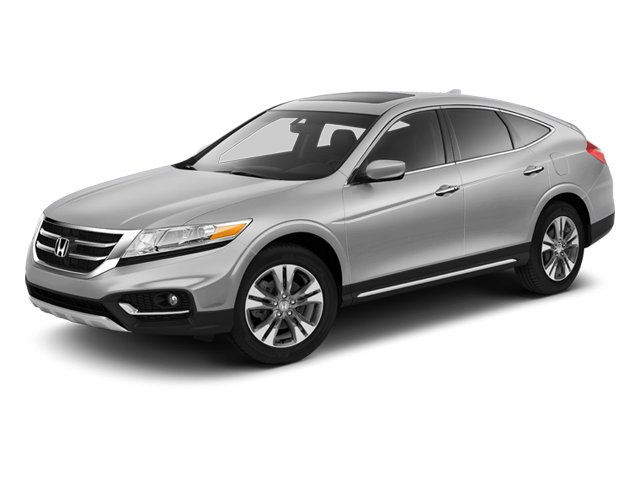 2013 Honda Crosstour EX-L Four Wheel Drive Power Steering 4-Wheel Disc Brakes Aluminum Wheels T