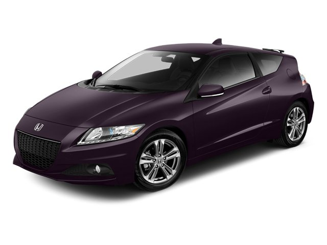 2013 Honda CR-Z EX Front Wheel Drive Power Steering 4-Wheel Disc Brakes Aluminum Wheels Tires -