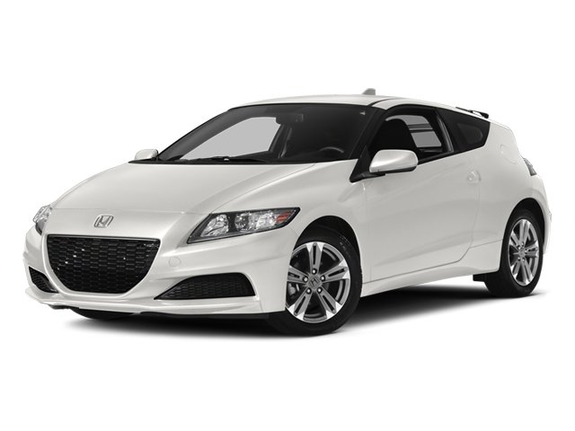 2013 Honda CR-Z Hatchback Front Wheel Drive Power Steering 4-Wheel Disc Brakes Aluminum Wheels