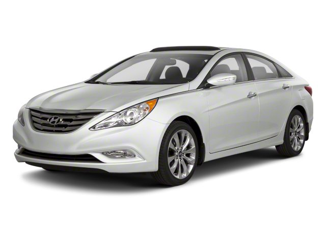 2013 Hyundai Sonata  Front Wheel Drive Power Steering 4-Wheel Disc Brakes Temporary Spare Tire