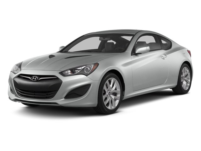2013 Hyundai Genesis Coupe  Rear Wheel Drive Power Steering 4-Wheel Disc Brakes Aluminum Wheels