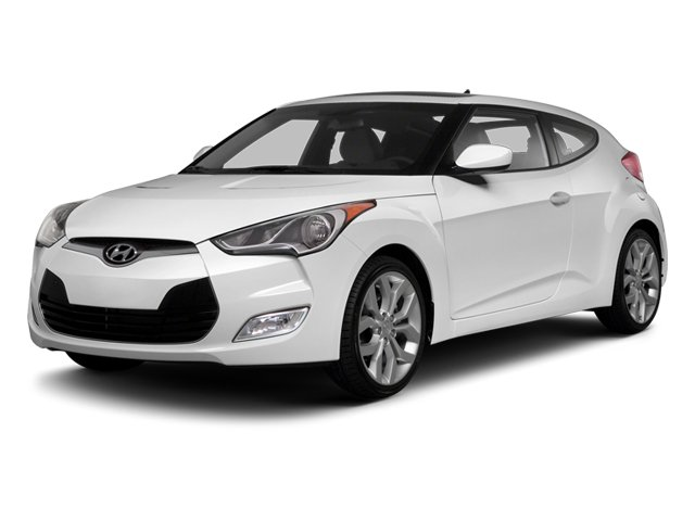 2013 Hyundai Veloster wBlack Int Front Wheel Drive Power Steering 4-Wheel Disc Brakes Aluminum