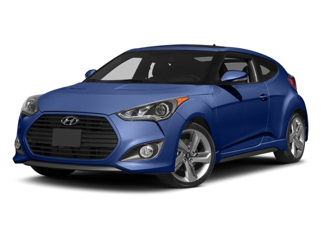 2013 Hyundai Veloster  Turbocharged Front Wheel Drive Power Steering 4-Wheel Disc Brakes Alumin