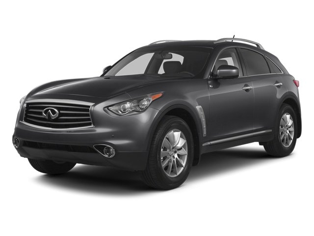2013 Infiniti FX37  Rear Wheel Drive Tow Hooks Power Steering 4-Wheel Disc Brakes Aluminum Whee