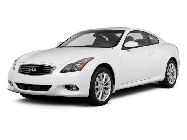 2013 INFINITI G37 Coupe  Rear Wheel Drive Power Steering 4-Wheel Disc Brakes Aluminum Wheels Ti