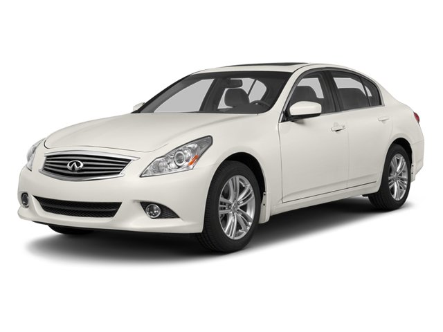 2013 INFINITI G37 Sedan Journey Rear Wheel Drive Tow Hooks Power Steering 4-Wheel Disc Brakes A