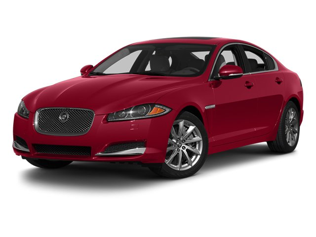 2013 Jaguar XF I4 RWD Turbocharged Rear Wheel Drive Power Steering ABS 4-Wheel Disc Brakes Alu