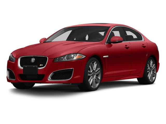 2013 Jaguar XF SEDAN Power Steering ABS 4-Wheel Disc Brakes Aluminum Wheels Tires - Front Perfo