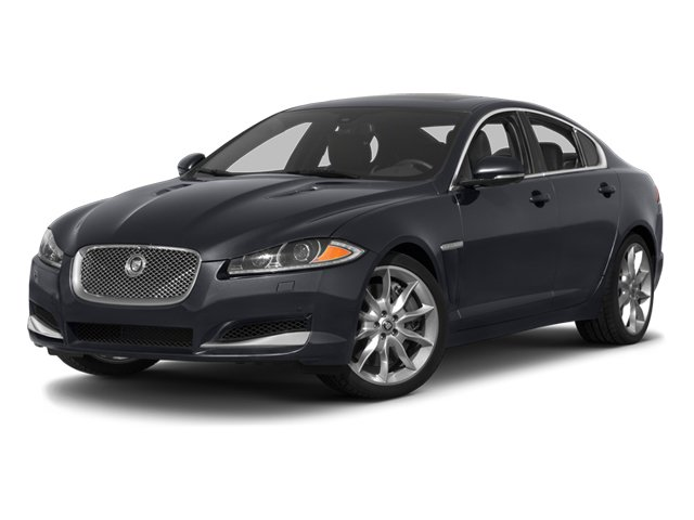 2013 Jaguar XF V8 Supercharged RWD Supercharged Rear Wheel Drive Active Suspension LockingLimit
