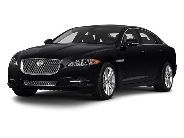 2013 Jaguar XJ XJL Supercharged Supercharged Rear Wheel Drive LockingLimited Slip Differential