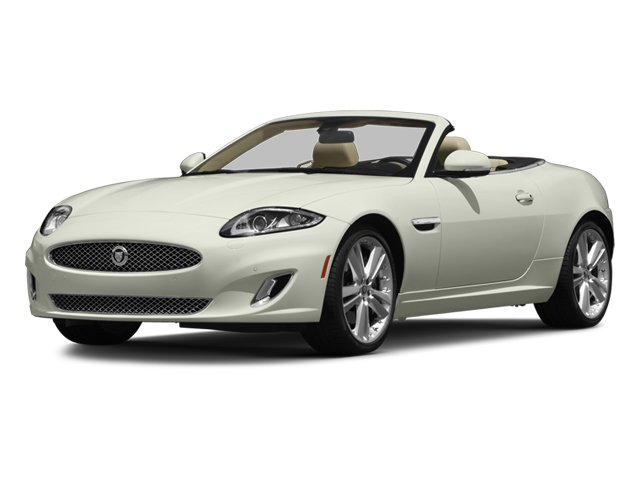 2013 Jaguar XK 2DR CONV Rear Wheel Drive Power Steering 4-Wheel Disc Brakes Aluminum Wheels Tir
