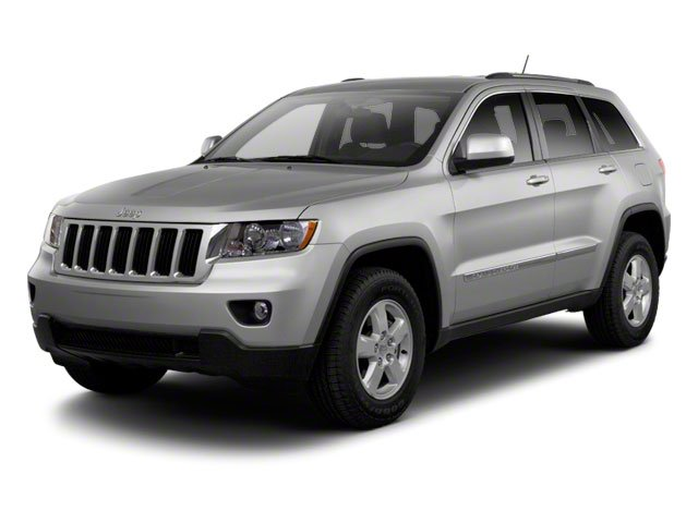 2013 Jeep Grand Cherokee Overland 4D Sport Utility Four Wheel Drive Tow Hitch Air Suspension Pow
