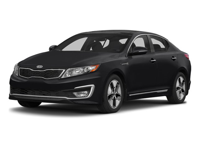 Used 2013 KIA Optima Hybrid in North Hampton, NH