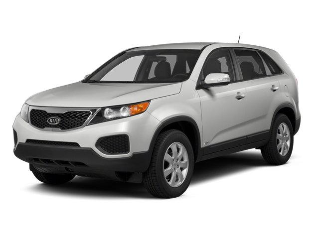 2013 Kia Sorento EX Front Wheel Drive Power Steering 4-Wheel Disc Brakes Aluminum Wheels Tires