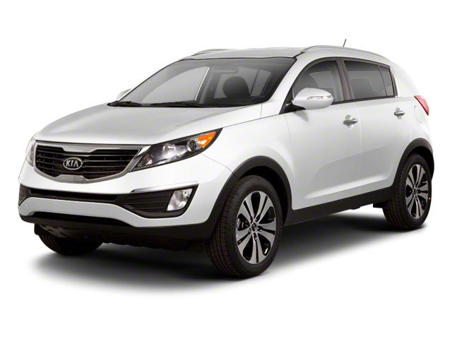 2013 Kia Sportage - Front Wheel Drive Power Steering 4-Wheel Disc Brakes Aluminum Wheels Tires