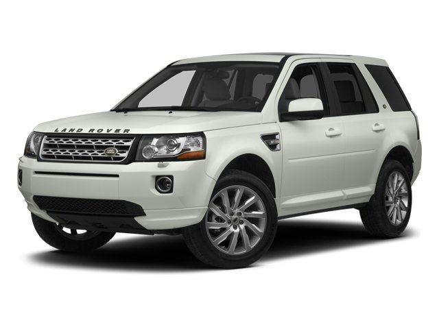 2013 Land Rover LR2 Base Turbocharged Keyless Start All Wheel Drive Power Steering 4-Wheel Disc