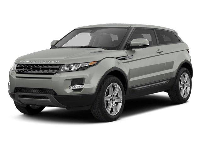 2013 Land Rover Range Rover Evoque Dynamic Premium Turbocharged Keyless Start Four Wheel Drive P