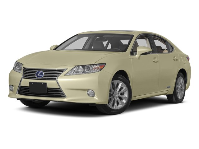 2013 Lexus ES 300h Hybrid Keyless Start Front Wheel Drive Power Steering 4-Wheel Disc Brakes Al