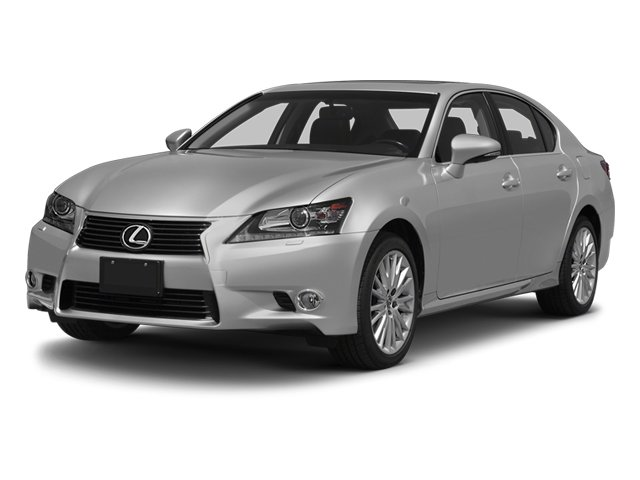 2013 Lexus GS 350 AWD Keyless Start All Wheel Drive Power Steering ABS 4-Wheel Disc Brakes Alu