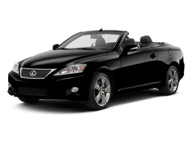 2013 Lexus IS 350C  Keyless Start Rear Wheel Drive Power Steering 4-Wheel Disc Brakes Aluminum
