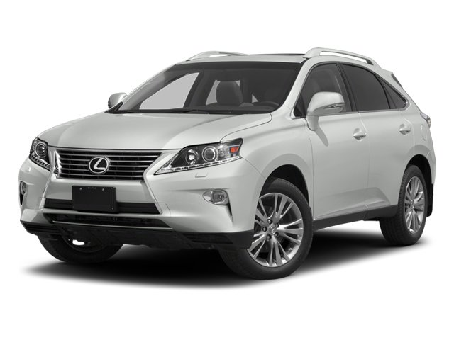2013 Lexus RX 350 L Keyless Start Front Wheel Drive Power Steering 4-Wheel Disc Brakes Tires -