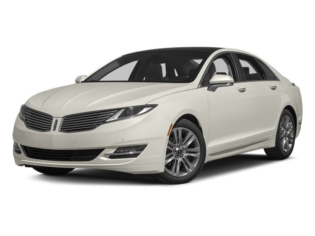 2013 Lincoln MKZ  Turbocharged All Wheel Drive Active Suspension Power Steering 4-Wheel Disc Br