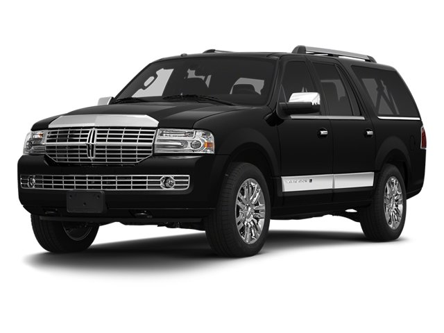2013 Lincoln Navigator L 4DR 4WD Four Wheel Drive Tow Hooks Power Steering 4-Wheel Disc Brakes
