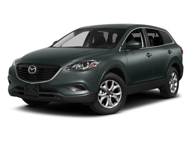 2013 Mazda CX-9 Touring Front Wheel Drive Power Steering 4-Wheel Disc Brakes Aluminum Wheels Ti