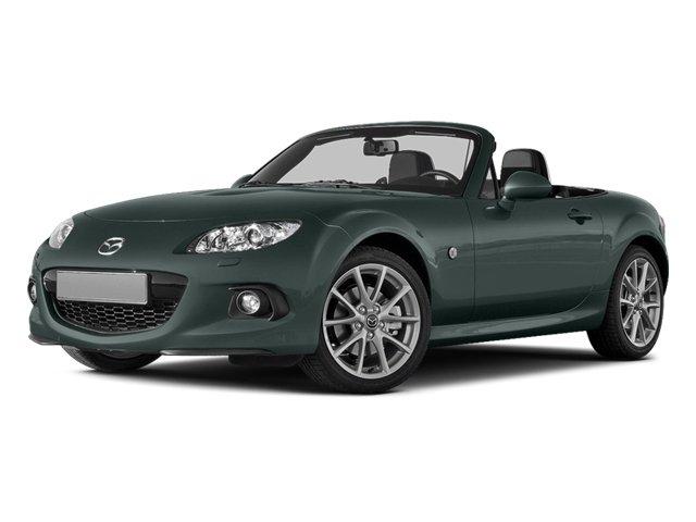 2013 Mazda MX-5 Miata Grand Touring Rear Wheel Drive Power Steering 4-Wheel Disc Brakes Aluminum