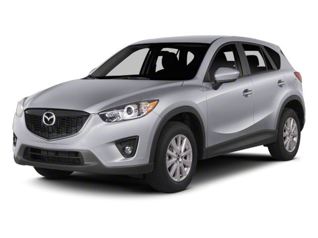 2013 Mazda CX-5 Grand Touring All Wheel Drive Power Steering 4-Wheel Disc Brakes Aluminum Wheels