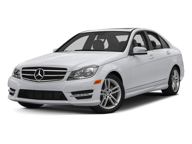2013 Mercedes C-Class  Turbocharged Rear Wheel Drive Power Steering ABS 4-Wheel Disc Brakes Br