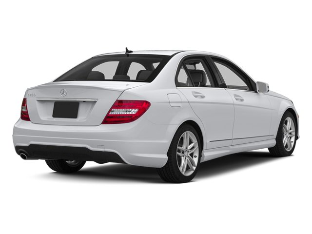 2013 Mercedes C-Class - Turbocharged Rear Wheel Drive Power Steering ABS 4-Wheel Disc Brakes B