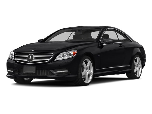 2013 Mercedes CL-Class CL63 AMG Turbocharged Rear Wheel Drive Air Suspension Active Suspension