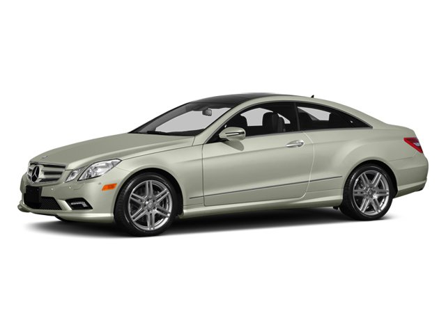2013 Mercedes E-Class E550 Turbocharged Rear Wheel Drive Active Suspension Power Steering 4-Whe