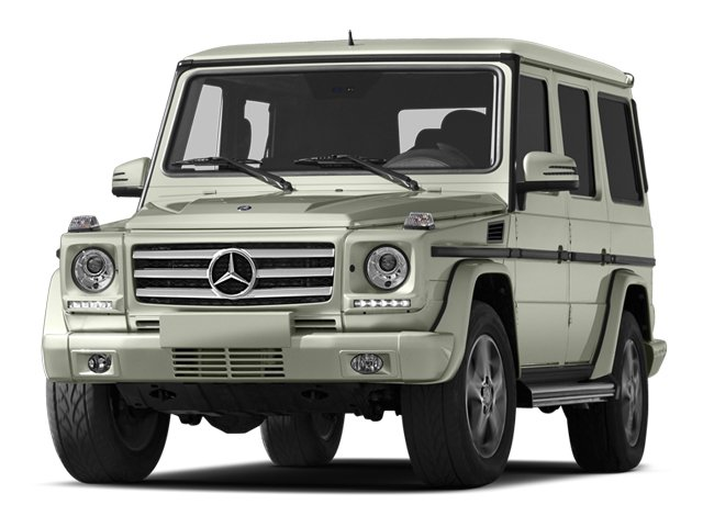 2013 Mercedes G-Class G550 ABS 4-WheelAir ConditioningAlloy WheelsAMFM StereoBackup CameraB
