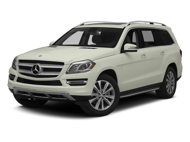 2013 Mercedes GL-Class GL450 Turbocharged All Wheel Drive Air Suspension Power Steering 4-Wheel
