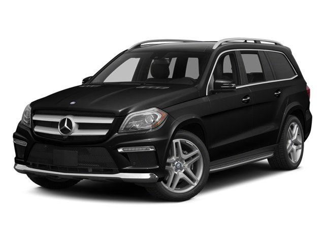 2013 Mercedes GL-Class GL 550 Turbocharged All Wheel Drive Air Suspension Active Suspension Pow