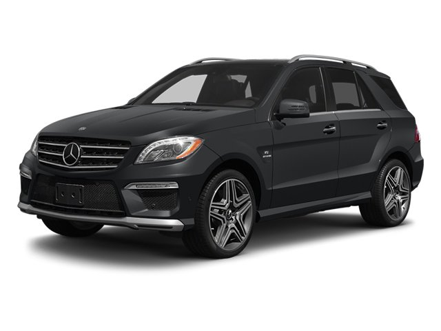 2013 Mercedes M-Class ML63 AMG Turbocharged All Wheel Drive Air Suspension Power Steering 4-Whe
