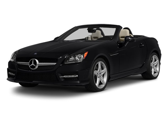 2013 Mercedes SLK-Class SLK250 Turbocharged Rear Wheel Drive Power Steering 4-Wheel Disc Brakes