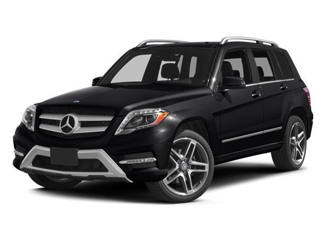 2013 Mercedes GLK-Class GLK250 BlueTEC Turbocharged All Wheel Drive Power Steering 4-Wheel Disc