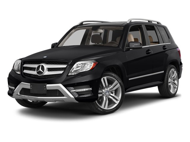 2013 Mercedes GLK-Class GLK350 Rear Wheel Drive Power Steering 4-Wheel Disc Brakes Aluminum Whee