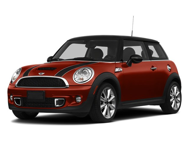 2013 MINI Cooper Hardtop S Turbocharged Front Wheel Drive Power Steering 4-Wheel Disc Brakes Ti