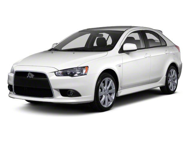 2013 Mitsubishi Lancer Sportback GT Front Wheel Drive Power Steering 4-Wheel Disc Brakes Aluminu