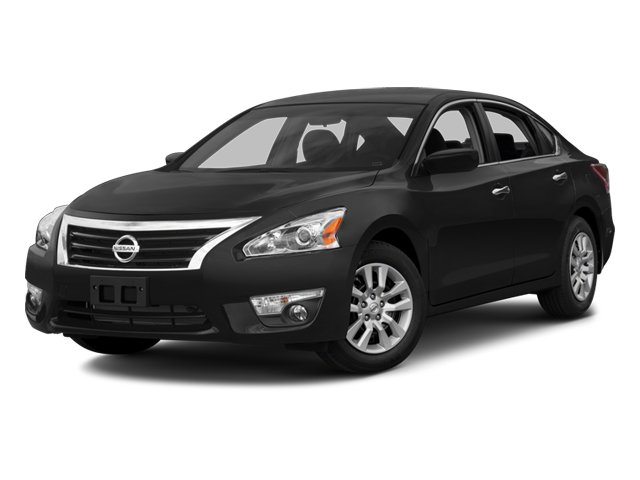 2013 Nissan Altima 13113 25 S CVT with Xtronic Super Black Charcoal Keyless Start Front Wheel